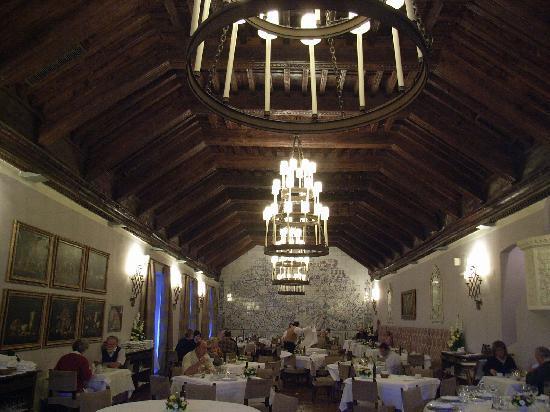 Parador de Cuenca: Dining room