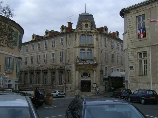 Auch France  City new picture : The Hotel de France Auch Picture of Hotel de France, Auch ...