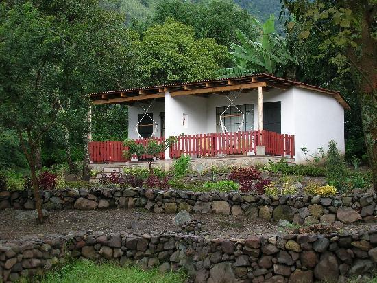 Vulcano Lodge: cabins
