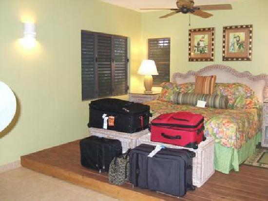 Nisbet Plantation Beach Club: our room