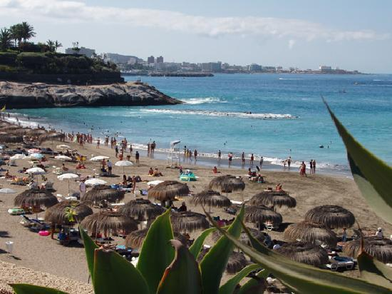 Costa Adeje, Spain: Playa del Duque, the new face of the south