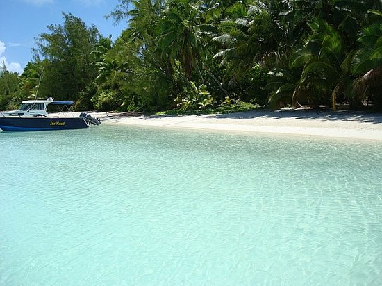 Cook Adaları: Aitutaki Day Tour-9