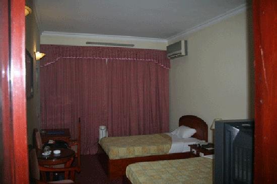 Army Guest House: Our room