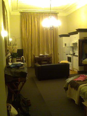 Elliott St Apartments Hotel : comfortable room