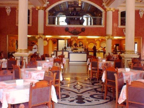 Yetkin Club Hotel: restaurant