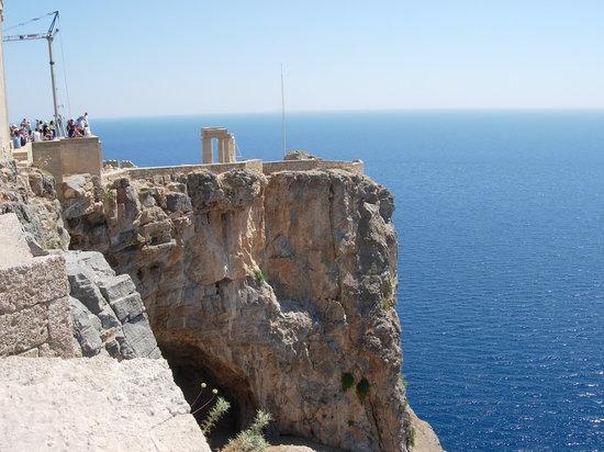 Kallithea, Grécko: Lyndos Citadele