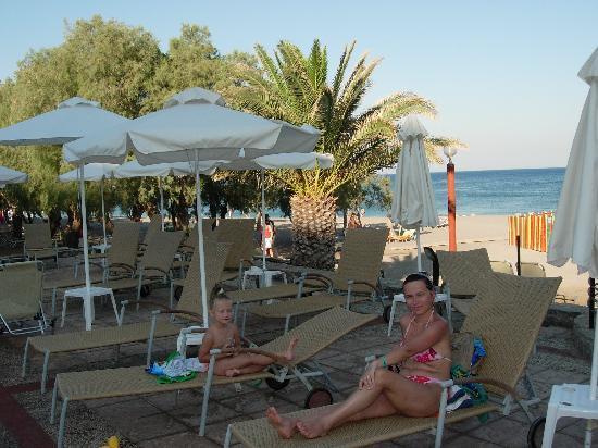 Amada Colossos Resort : On thebeach