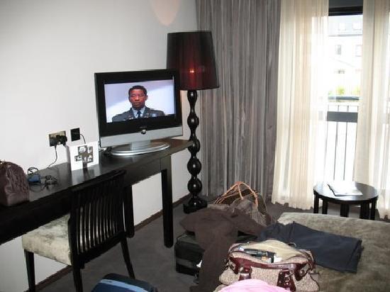 The Twelve Hotel: Plasma TV