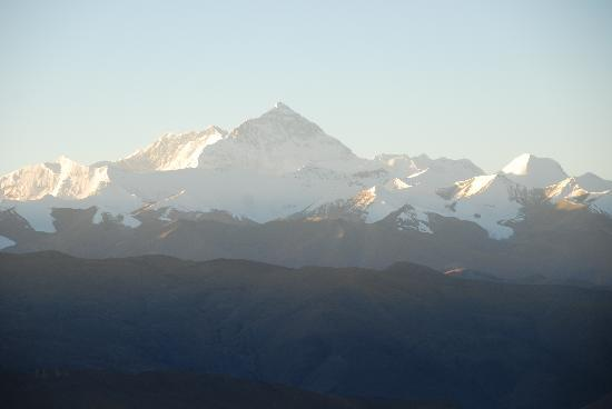 Tibet, China: Mt Everest
