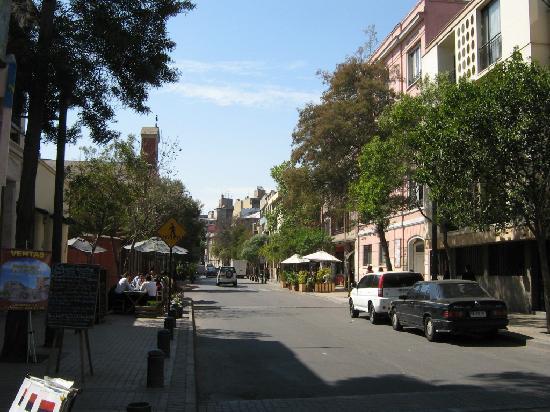 Santiago, Chile: asr