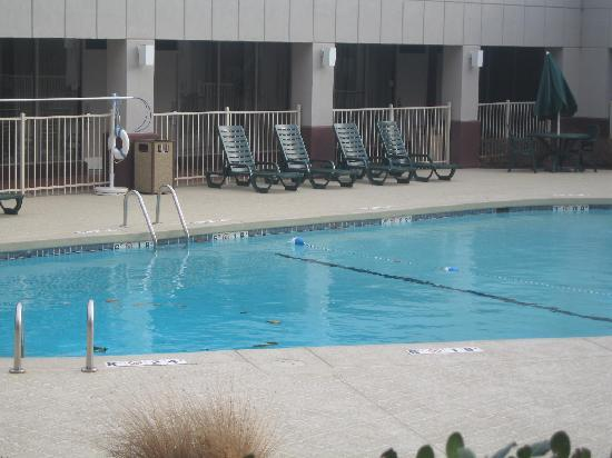 Crowne Plaza Oklahoma City: Seasonal pool