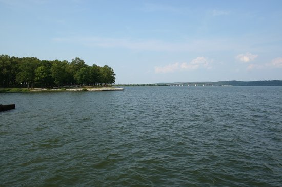 Buchanan, TN: Paris Landing State Park- view of the landing