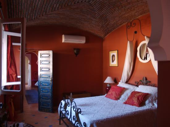 Riad Agdid: l une des  4 chambres