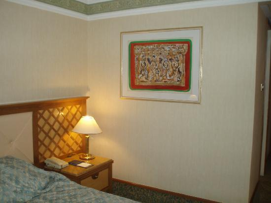 Amathus Beach Hotel Limassol: the room