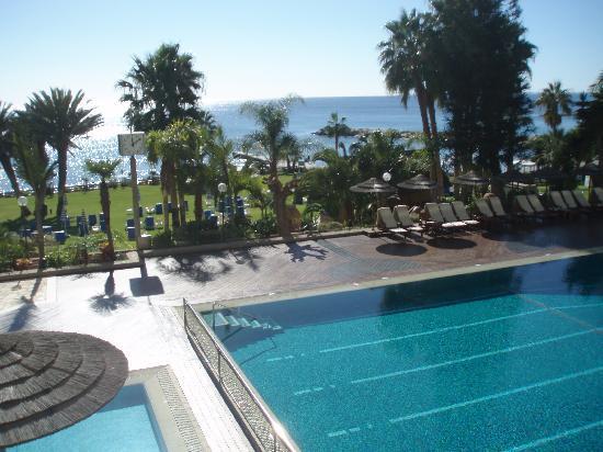 Amathus Beach Hotel Limassol: view