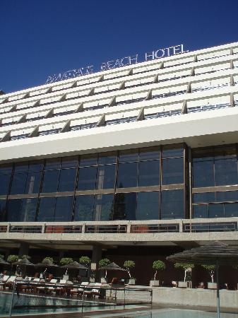 Amathus Beach Hotel Limassol: the hotel