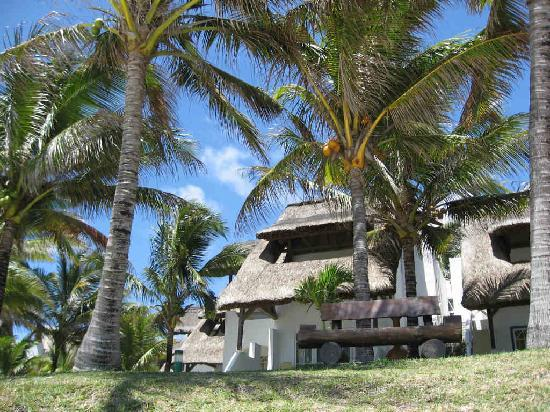 Le Surcouf Hotel & Spa: Les bungalows