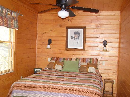 New River Retreat: 2nd bedroom