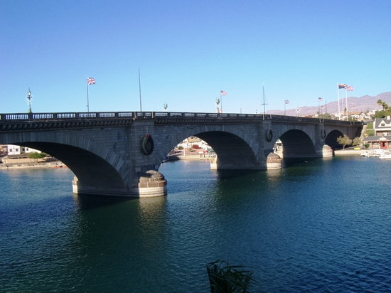Ville de Lake Havasu, AZ : London Bridge
