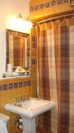 Casas de Suenos Old Town Historic Inn: Bathroom