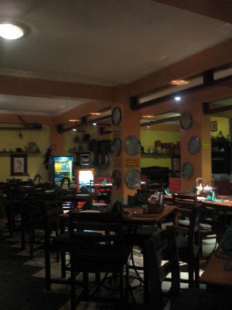 Kenya Comfort Hotel: Photo of the second floor cafe