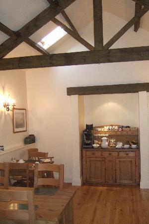 The Old Coach House: The Breakfast Room