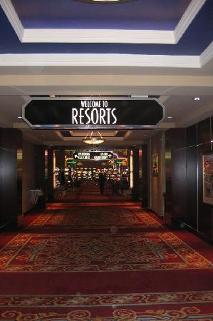 Resorts Casino Hotel: Welcome