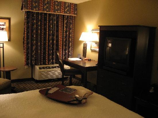 Hampton Inn Austin-Round Rock: Desk
