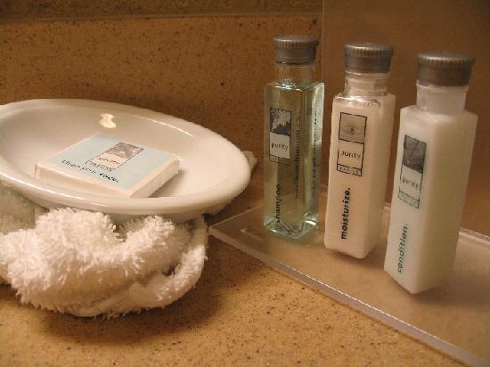 Hampton Inn Austin-Round Rock: Toiletries