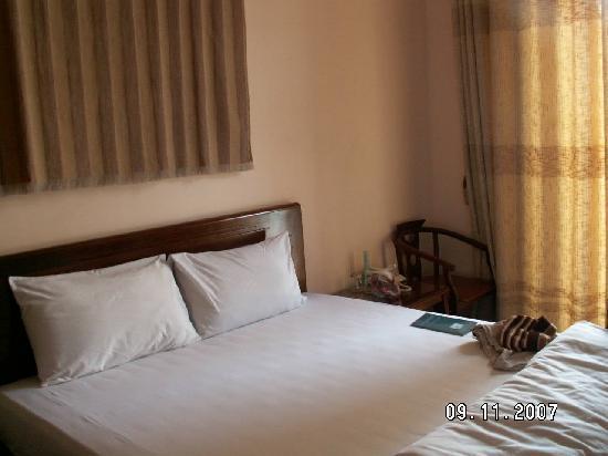 Bach Tung Diep Hotel - room