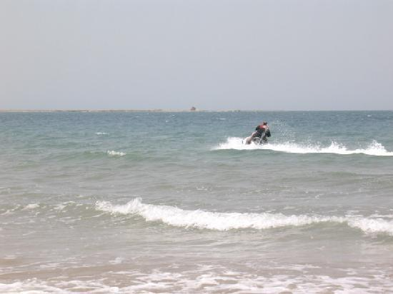 Bin Majid Beach Resort : Jetski