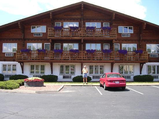 Chalet Landhaus Im Juli 2007