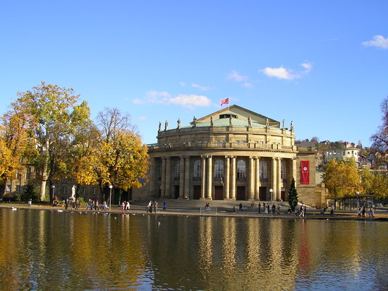Stoccarda, Germania: Stuttgart,  Park