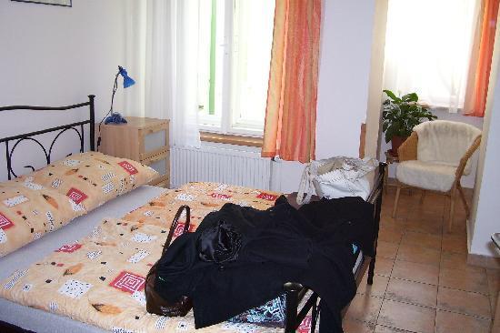 Aparthotel City 5: Bedroom