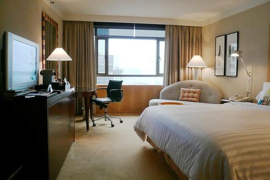 The Westin Chosun Seoul: room
