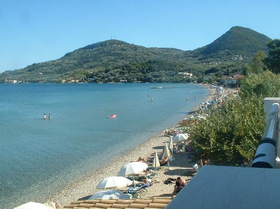 Corfú, Grecia: messonghi beach
