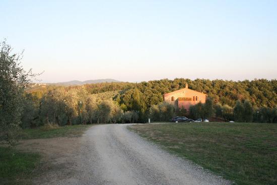 Tenuta San Vito: winery