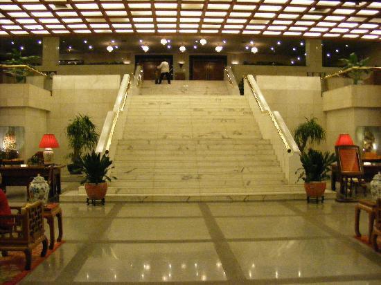 Oriental Garden Hotel: Hotel Lobby