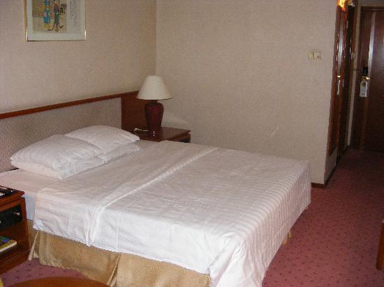 Oriental Garden Hotel: Hotel Room