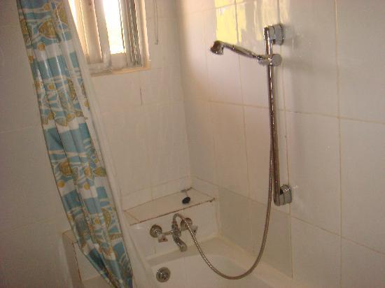 Bijilo, Gambia: The basic bathroom