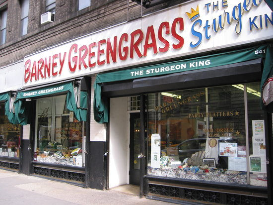 Barney Greengrass, New York City