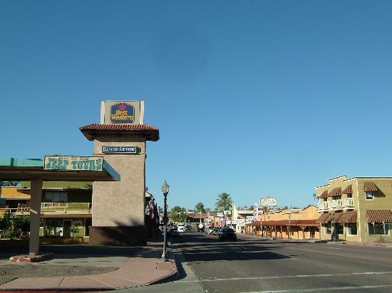 Best Western Hotel Wickenburg Arizona