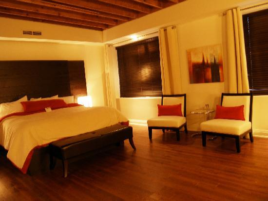 Sterling Inn & Spa: bedroom