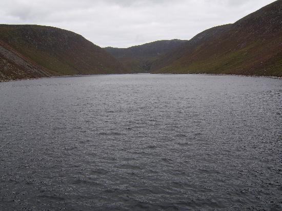 Slieve Donard Resort and Spa: Resevoir