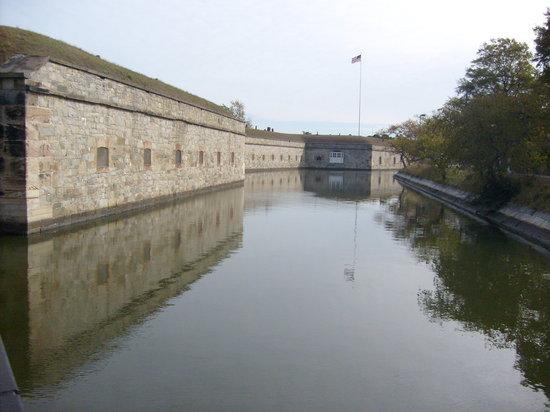 Fort Monroe's Casemate Museum: Fort Monroe