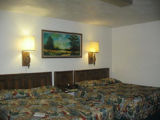 Canyonlands Motor Inn: Standard double-Queen room