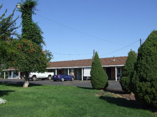 Walla Walla Garden Motel: Park in front of your own door