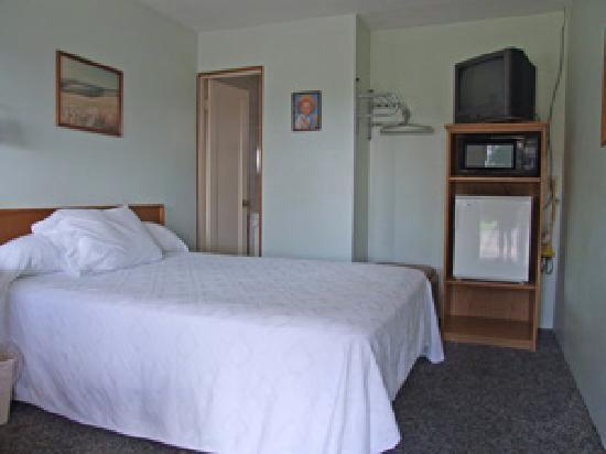 Walla Walla Garden Motel: Single Room