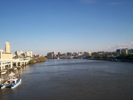 บริสเบน, ออสเตรเลีย: Brisbane River