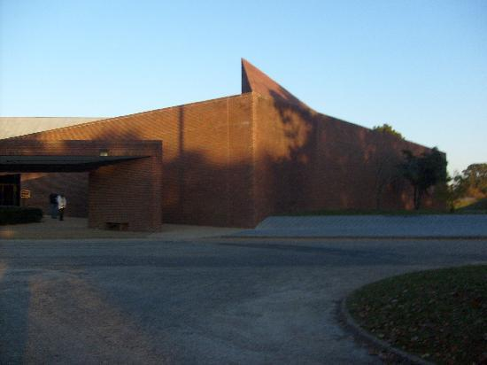 Yorktown Battlefield: Visitor Center